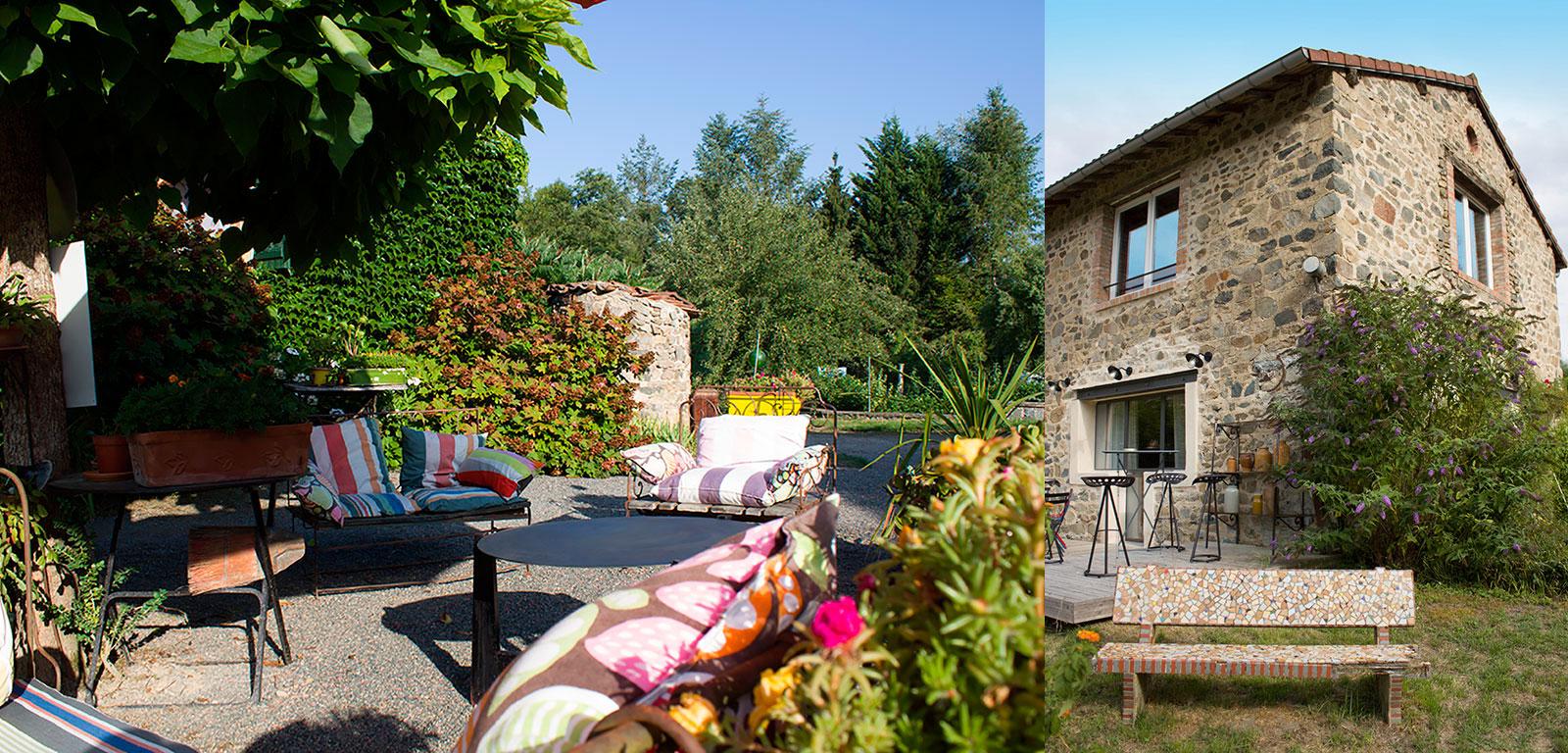 La ferme du toine chambres d 39 h tes g te avec piscine - Chambres d hotes vaison la romaine avec piscine ...